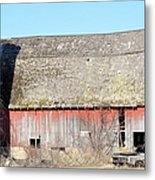 Eduring Time Metal Print