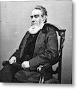 Edward Bates (1793-1869) Metal Print