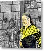 Edward I V Of England Metal Print