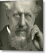 Edwin Arnold (1832-1904) Metal Print