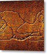 Egyptian Air Metal Print