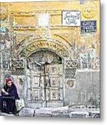 Egyptian Woman Metal Print