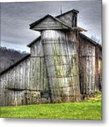 Ei-ei-eio Old Mcdonald Has A Farm Metal Print