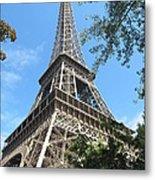 Eiffel Tower - 2 Metal Print