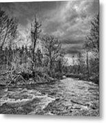 Eighteenmile Creek 1835b Metal Print