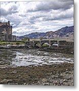 Eilean Donan Castle - 1 Metal Print