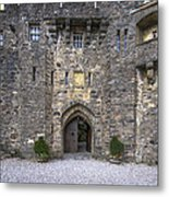 Eilean Donan Castle - 2 Metal Print