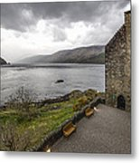 Eilean Donan Castle - 6 Metal Print