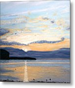 Eileen's Sunset Metal Print