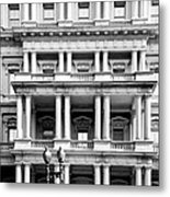 Eisenhower Executive Building Metal Print