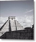 El Castillo Metal Print by Richie Stewart