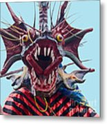 El Diablo Metal Print