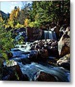 El Dorado Falls Metal Print