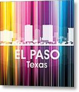 El Paso Tx 2 Metal Print