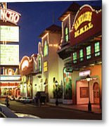 El Rancho Vintage Vegas Metal Print