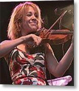 Elana James And The Continental Two Metal Print