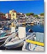Elba Island - Marina Di Campo Metal Print