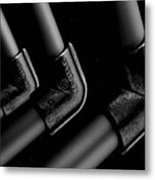 Elbows Metal Print