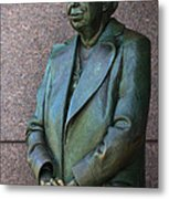 Eleanor Roosevelt Memorial Detail Metal Print
