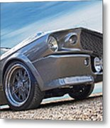 Eleanor's Day Out Metal Print