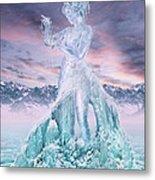 Elements - Water Metal Print