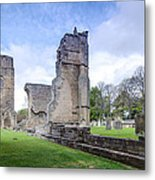 Elgin Cathedral Community - 19 Metal Print by Paul Cannon
