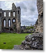 Elgin Cathedral Community - 4 Metal Print
