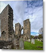 Elgin Cathedral Community - 5 Metal Print