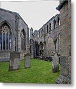 Elgin Cathedral Community - 6 Metal Print