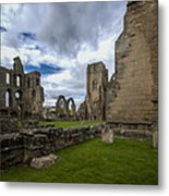 Elgin Cathedral Community - 7 Metal Print