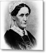 Eliza Mccardle Johnson (1810-1876) Metal Print