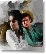 Elizabeth And James - Giant Metal Print