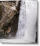 Elk Creek Falls 35 Metal Print