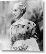 Ella Flagg Young (1845-1918) Metal Print