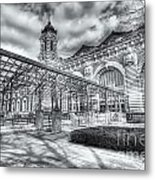 Ellis Island Immigration Museum IIi Metal Print