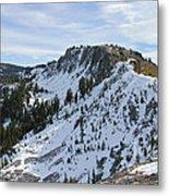 Ellis Peak Trail 5 Metal Print