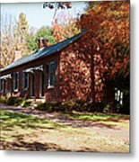 Elm Offices - Davidson College Metal Print