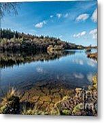 Elsi Reservoir Metal Print