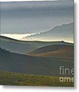 Embalses Del Guadalteba Landscape - Andalusia Metal Print