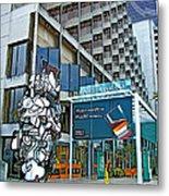 Embarcadero Buildings In San Francisco-california  Metal Print