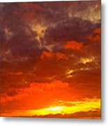 Embrace Metal Print by Q's House of Art ArtandFinePhotography