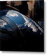 Embraer Reflection II Metal Print