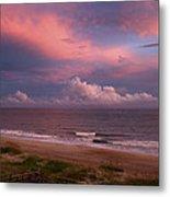 Emerald Isle Sunset Metal Print