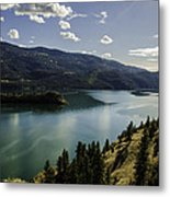 Emerald Kal Metal Print by Rod Sterling