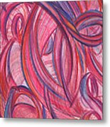 Emerges From Us Metal Print by Kelly K H B