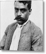 Emiliano Zapata (1879-1919) Metal Print