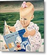 Emory Claire Metal Print