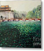 Emperor's Summer Palace Metal Print