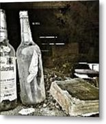 Empty Pages  Metal Print