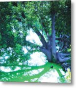 Enchanted Forest 15 Metal Print